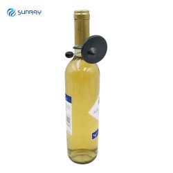 EAS vino botella de plástico Venta al por menor de la etiqueta de seguridad