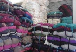 Grau de qualidade Premium de algodão limpa Bedsheet AAA no custo de fábrica competitiva