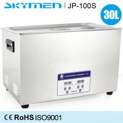 Skymen 30L che pranzano il bagno supersonico degli apparecchi per il ristorante Jp-100s