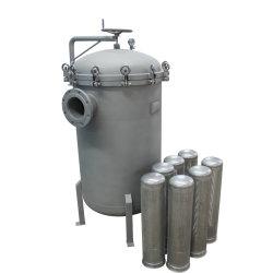 Purification de l'eau Ss Sac de filtration de carter de liquide