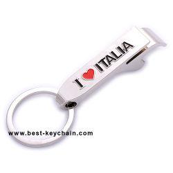 승진 금속 기념품 로고 Keychain 병따개 (BK11381)