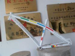 希土類マグネシウムの合金の自転車フレーム