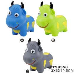 De mooie Reeks van het Stuk speelgoed van de Hond van het Puppy van de Kleur van de Vorm van de Koe Geassorteerde (YT99358)