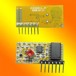 Code fixe, module RF du récepteur avec le décodeur (YCR200-L/M)