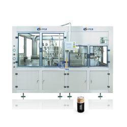 24 chefs peuvent Machine de remplissage de boissons gazeuses petit tube de remplissage de liquide de la machine Machine de remplissage