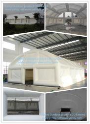 空気によってスポーツホールの密封される膨脹可能なテント