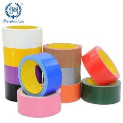 Fundição pintores coloridos Tapete de fita adesiva Seam fita de tecido de estanqueidade
