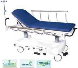 병원 가구 환자 의료 유압 비상 이송 트롤리 스트레처