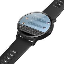 여자 선물 형식 시계 인조 인간 GSM 2g 3G 4G Bluetooth WiFi 2.4G 5g GPS 2.03 인치 스크린 지능적인 시계 전화