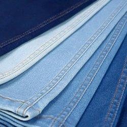 Саржа из легких Indigo джинсы Jegging Ткань стретч деним для женщин