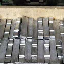 広く適用されるの亜鉛インゴット99.995%/Zinc合金のインゴット化学工業亜鉛そして他の金属の合金のめっきのコーティング工業