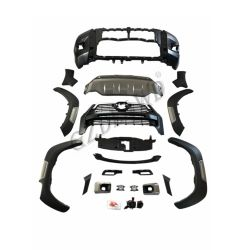 Body Kits lifting para Toyota Hilux Revo a Rocco conversión 2021