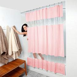 Cortina de chuveiro de PVC (SC5001)