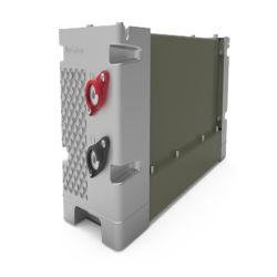 توفير الطاقة حسب المصنع وحماية البيئة من الألومنيوم الحديدي حاوية بطارية فوسفات