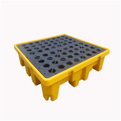 تم تصنيع لوح بلاستيكي بوجهين 1320 مم× 1300X300مم أحادي الجانب مانع للتسرب، و270L، والبلاستيك مصنع الصين