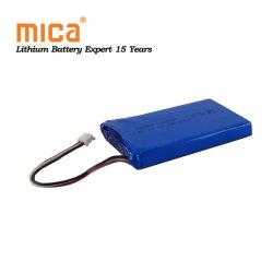 CE сертифицирована 11,1 V 1200Мач Lipo Mlp334969 3,7 в 1200 Мач литий-полимерную батарею