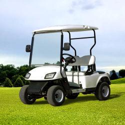 L'usine électrique de gros véhicule 2 places pour le parcours de golf Golf Panier Home Shopping