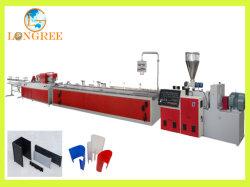 De de plastic Machine van het Product van pvc van de Extruder van het Comité van pvc van het Plafond van pvc van het Profiel van pvc/Lijn van de Uitdrijving