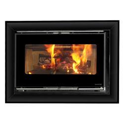 Geluchte Ingebedde  Het Houten Brandende moderne Meubilair Firplace van het Gietijzer voor het Verwarmen van het Huis
