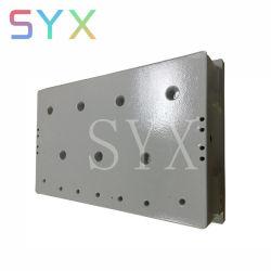 Alsi7mg T6 processus de moulage sous pression en aluminium moulé d'éclairage de rue