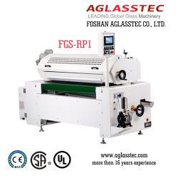 2021 기계를 인쇄하고 좋은 가격 Fgs-RP1로 장비를 입히는 최고 최신 판매 유리제 롤러 UV 기복