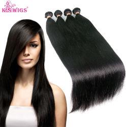 Le Tissage de cheveux Unproccessed Virgin Remy Hair Extension brésilien