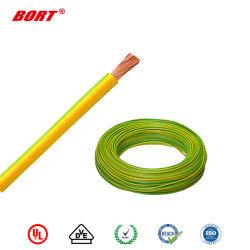 Cable de Bort/105 grado núcleo sólido Cable calibre 22, Cableado de aparatos electrónicos, luz de la Unión