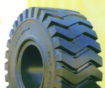 Solid OTR Tire L-Guard mit ISO Dump Trucks und Scrapers Carage High Quality Pneus Plein 17.5-25 Chargeur