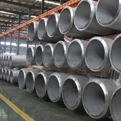 AISI SUS SS 201 / 202 / 304 / 304L / 316 / 316L/310S / 410 / 420 / 430 / 904L / 2205 / 2507 / soldada de acero inoxidable tubo tubos sin costura de la fábrica de precios