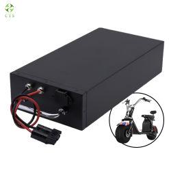 заводская цена 48V 52V 60V 72V 12AH 20AH 30AH 40ah LiFePO4 литий-ионный полимерный Lipo Liion электрический велосипед аккумулятор для мотоциклов и скутеров/Citycoco
