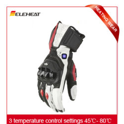 Eleheat 12V Rechargeable Battery Heated 장갑 Motorcycle (EH-G12-003)