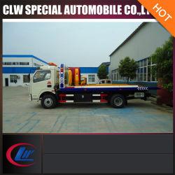 중국 트럭 난파선 2 액스 견인 트럭