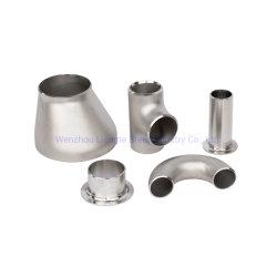 Raccord de tuyau de raboutage en acier inoxydable SS304 SS316