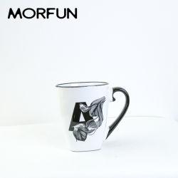 Hotsale 2020 новый дизайн керамические кружки кофе классический чашку воды с логотип с черной ручкой