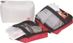 CE ISO FDA حقيبة السفر طقم الإسعافات الأولية لـ العائلة الخارجية