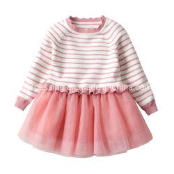 نمو كنزة يحبك يلبّي لباس بنات ثوب, أطفال أقمشة أطفال [وا] [رشلدرن] ثوب شتاء مظهر جدية [كيد&بريم]; [س] لباس داخليّ في مخزون