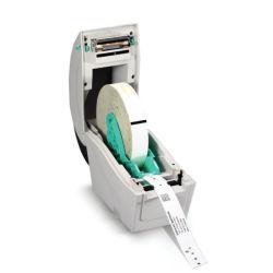 Ttp225 Термоперенос печать браслет ленты принтера штрих-кодов