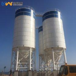500t 800T의 저장 용량을 갖춘 중국 시멘트 사일로 제조업체 1000T 1500t 2000t