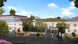 리버 밸리 빌리지 혁신의 풍경 계획 디자인