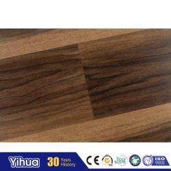 Revestimientos de exterior compuesto de madera maciza de la junta de plástico pisos de madera