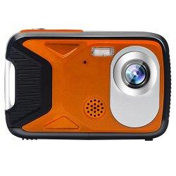 8X 디지탈 카메라 방수 사진기가 광학적인 급상승 21MP 높은 정의에 의하여