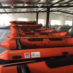 Liya 2m-6.5m Barche di salvataggio gonfiabili con motore
