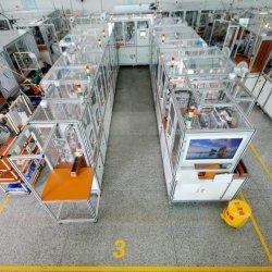 Batterie-Satz Ass'y Zeilen-/Batterie-Satz-voller automatischer Produktionszweig/Lithium-Batterie-Produktionszweig-/Batterie-Satz-Herstellungs-Maschine