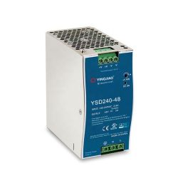 산업용 슬림 전원공급장치 240W 24V 48V AC-DC DIN 레일 마운트 스위칭 전원 공급 장치