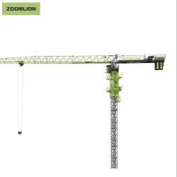 T7020-10E Zoomlion 建設機械フラットトップ / トップレスタワークレーン