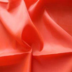Nylon tessuto in nylon 100 nylon rivestito in PVC Abiti da donna e. Abiti buona solidità colore antivento impermeabile