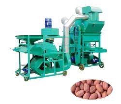 自動生産ライン機械を殻から取り出す手動皮およびシーリング機械ピーナッツピーナツ