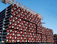 K9 DN200 tuyau en fonte ductile