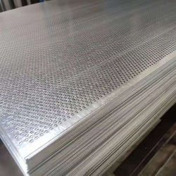 6mm Perforated Steel Sheet Decorative Metal Sheets