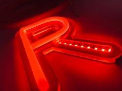 LED Neon Flex New II Neon Seil Silikon 12V flexibel LED-Lichtleiste Neonschild